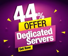 Get Fully Managed Dedicated Server @ FLAT 40% off. This offer is for a limited period only so hurry up grab one soon. To buy now visit here-