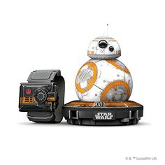 Amazon.co.uk offers the Sphero BB-8 Battle Worn Plus Force Band for £125.99.