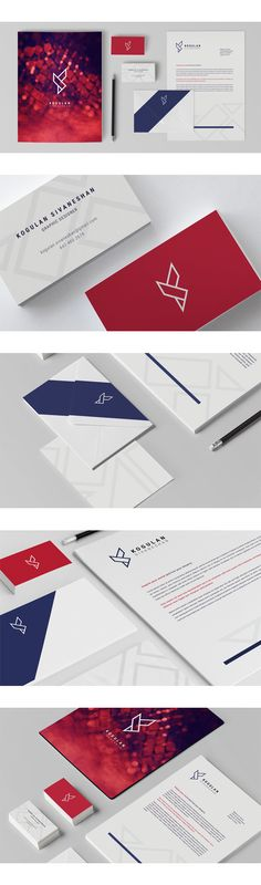 Personal Branding on Behance