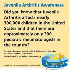 July is Juvenile Arthritis (JA) Awareness Month. Throughout the month St… Rheumatoid Arthritis Hands, Psoriasis Arthritis, Juvenile Arthritis, Arthritis Exercises, Rheumatoid Arthritis Treatment, Knee Arthritis, Psoriasis Remedies, Psoriasis Scalp