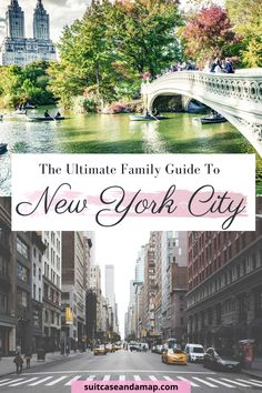 New York City with kids is amazing! Seeing NYC through their eyes makes for a fantastic family vacation. Our guide to New York with kids includes tons of free (or very low cost) things to do in New York that adults will love as well.We also include where to eat in New York and where to stay in New York City #newyork #newyorkwithkids #familytravel #nyc New York City Vacation, New York City Travel, Paris Travel, New York Travel Guide, Travel Tips, Travel Articles, Travel Guides, Cool Places To Visit, Places To Go