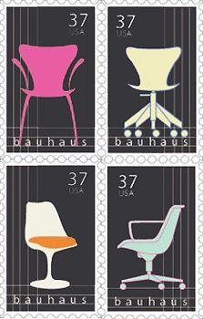 Bauhaus furniture design / art