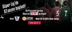 Turksat Lig Tv Süperlig Paketi 3 ay ücretsiz | Ant Plus Digital - Elektronik,Bilgisayar,Bilişim Hizmetleri