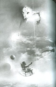 Scary Stories illustration, by Stephen Gammell. I used to be terrified of this book and its artwork. Recently, the Scary Stories publisher replaced Stephen Gammell's illustrations with some watered-down lame-sauce renditions.