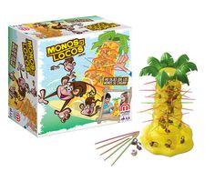 ¡Chollo! Monos locos de Juegos Mattel por sólo 13,49 euros. 38% de descuento.
