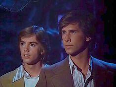 Joe and Frank Hardy