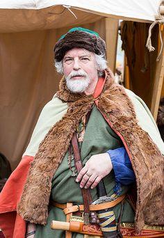 Affi at Jorvik Viking Festival 2014 - Viking Men, Viking Life, Female Knight, Lady Knight, Medieval, Viking Reenactment, Viking Culture, Viking Clothing, Norse Vikings