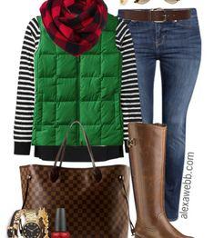 Plus Size Outfit - Plus Size Fashion - Alexa Webb - alexawebb.com #alexawebb