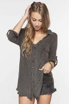Amaya Top by Brand Melville