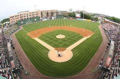 DP Fall League Championship: Fluor Field @ Greenville Drive Stadium #greenvillesc #downtowngreenvillesc