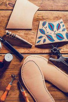 Sandalmaking – Make