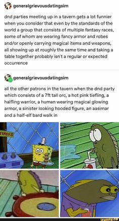 Tumblr Funny, Funny Memes, Hilarious, Jokes, Dnd Stories, Dnd Funny, Dungeons And Dragons Memes, Dragon Memes, Fantasy Races