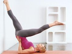 The newest way to shape up your belly, butt, and thighs without stressing your joints: Flip your workout upside down!