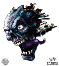 36 Best Zombie Gifts for People Want Undead In 2020 Zombie Head, Zombie Face, Best Zombie, Zombie Birthday Parties, Zombie Party, Zombies Run, Zombie Gifts, Plant Zombie, Balloon Decorations Party