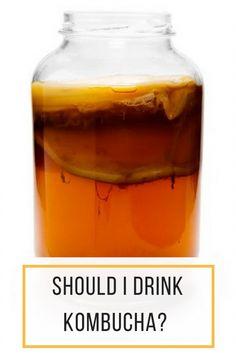Should I Drink Kombu