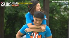 Running Man - Monday Couple