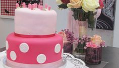 Hochzeitstorte Strawberry-Vanilla Cake: Das Rezept aus Enie backt