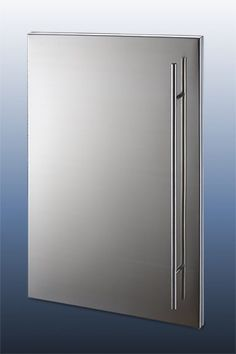 Stainless Steel Door With Handle