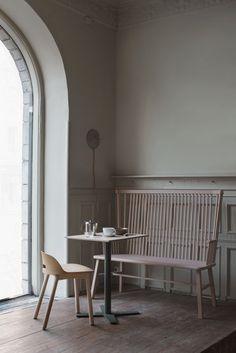 Me and my dear friend Maja Lindahl have done the interior for the new Pom & Floracafé!