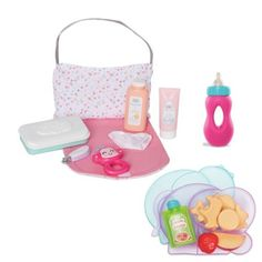Melissa & Doug Mine to Love Time to Eat Doll Accessories Feeding Set - gericht Baby Dolls For Kids, Real Life Baby Dolls, Little Girl Toys, Cute Baby Dolls, Toys For Girls, Muñeca Baby Alive, Baby Alive Dolls, American Girl Store, Baby Girls