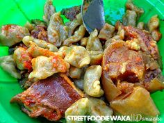 Dobbys Signature: Nigerian food blog   Nigerian food recipes   African food blog: Danwake (Bean flour Dumplings)