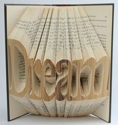 Dishfunctional Designs: Bookish: Upcycled & Repurposed Books and Pages by Laide