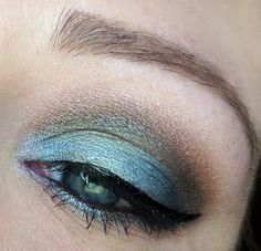Urban Decay Shattered, Twice-Baked, Hijack, Oil Slick, Sin, and Crystal