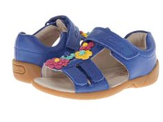 79ba2d9eef3e Clarks Kids Softly Rio (Toddler) Blue - Zappos.com Free Shipping BOTH Ways