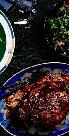 Lamb Shawarma recipe: Meltingly tender and totally worth the effort.