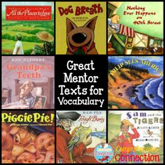 Teaching tips, resources, and ideas for literacy instruction; Mentor Text Lessons; Book Recommendations; Writing Instruction