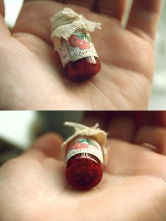 I have weakness for mini things