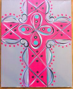 Cross Teen Canvas Class