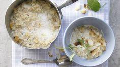 Rezept: Naturreis-Porridge