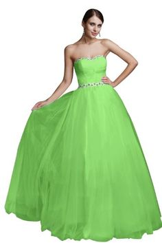 Sunvary 2015 Princess Pageant Cocktail Prom Gowns Juniors Bridesmaid Dresses AEL2633 US Size 2 Sage * Click image to review more details.