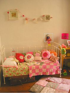 Candy color room