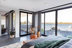 ❤️ Find inner peace in this masterful bedroom by Dorrington Homes. Bedroom Inspo, Bedroom Decor, Master Suite, Master Bedroom, Bedroom Windows, Inner Peace, Great View, Home Builders, Custom Homes