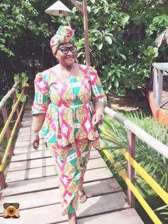 African Fashion, Lady, African Wear, Africa Fashion