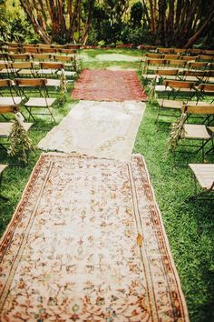 #aisle-runner, #aisle-decor  Photography: Tyler Branch - tylerbranchphoto.com/  Read More: http://www.stylemepretty.com/california-weddings/2014/11/05/vintage-chic-bel-air-estate-wedding/