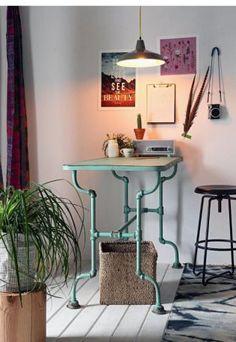 単管パイプでDIYがトレンド!作ってみたいパイプ家具まとめ - POPTIE