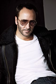 Tom Ford - The Most Stylish Fashion Designers of All Time #mens #menswear #fashion