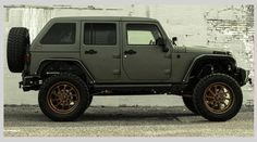 Targa Fastback Jeep Hardtop by Lifted Off Road Products | Lifted Off Road Products