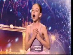 Child Star :   Hollie Steel,  4 Yes  Golden Voice  Britains Got Talent  ...