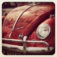 VW bug! Who can't love them!!!!!!:)...... I once had one of these.... and a red one, too!