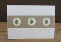 zeit-zum-basteln.de - Fake Nähen mit uni Ball Signo Stift - schnell Weihnachtskarte                                                                                                                                                                                 Mehr
