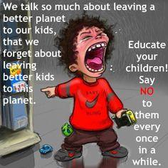 Educate Your Children