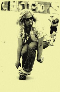 A legend! In one of my all time favourite film, The Lords of Dogtown