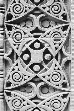 Wainwright Building Detail II, St. Louis, Louis Sullivan #pattern_architecture #pattern_sculpture