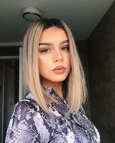 Long bob hairstyles 23784704269666353 - 58 Super Hot Long Bob Hairstyle Ideas That Make You Want To Chop Your Hair Right Now Asymmetrical Bob Haircuts, Stacked Bob Hairstyles, Long Bob Haircuts, Long Bob Hairstyles, Langer Bob, Lob Haircut, Haircut And Color, Hair Looks, Hair Trends