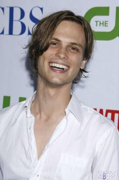 Maybe I'm slightly behind the times, but I've just discovered the deliciousness that is Matthew Gray Gubler.