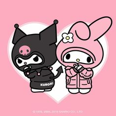 190 Kuromi Ideas My Melody Hello Kitty Sanrio Characters